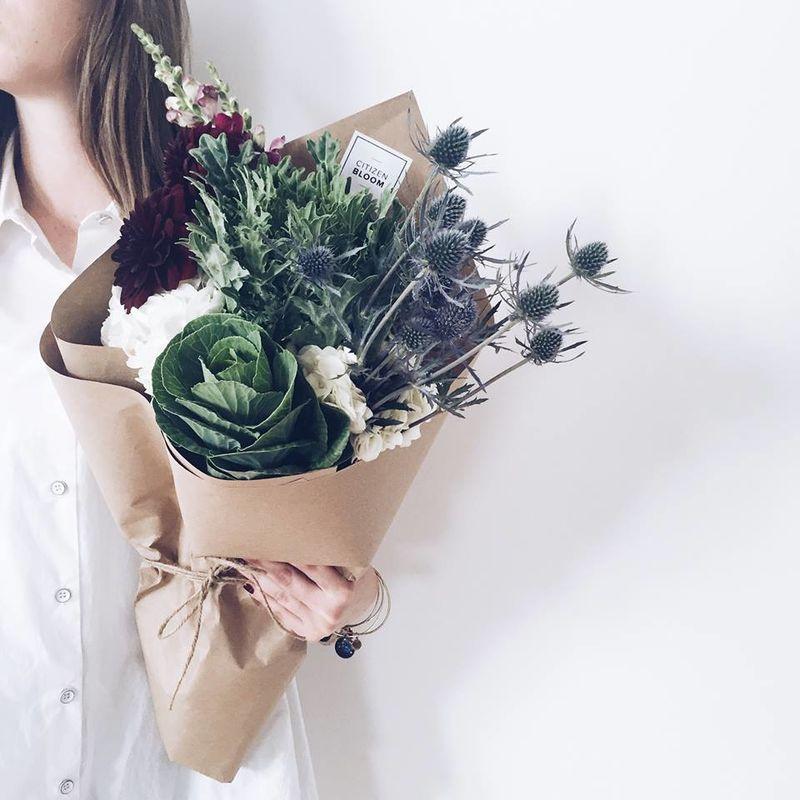Social Media Flower Shops