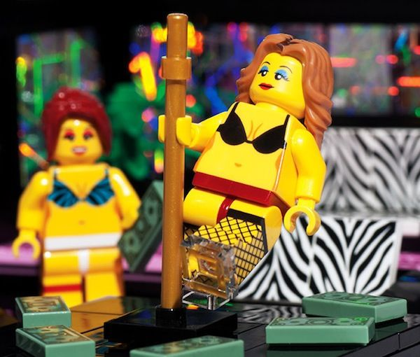 LEGO Strip Club Sets