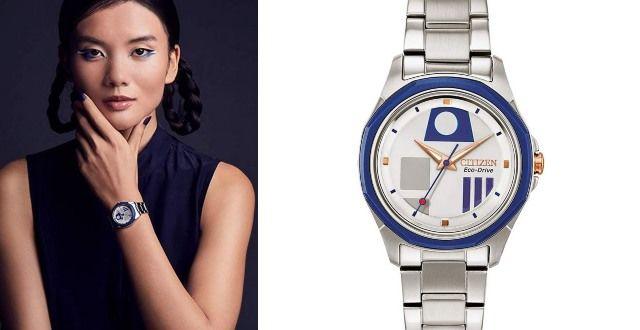 Feminine Sci-Fi Timepieces