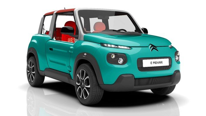 Wide-Range Electric Cars