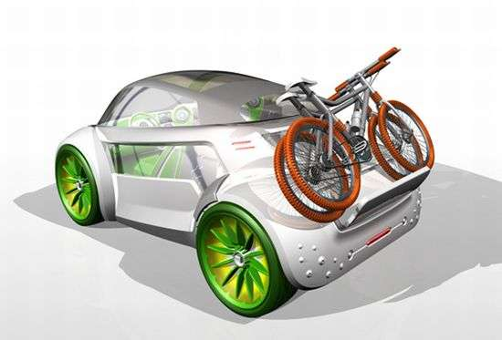 Freshly Squeezed Eco-Cars