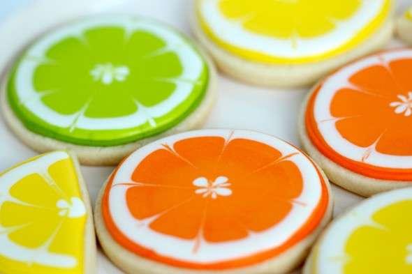 Lip-Puckering Lemon Biscuits