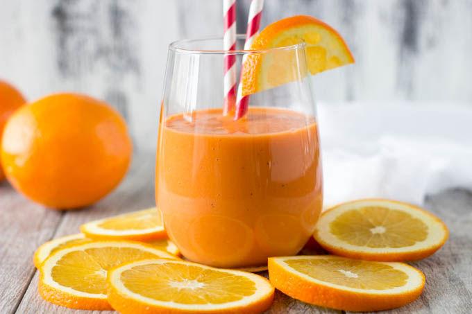 Distressing Citrus Smoothies