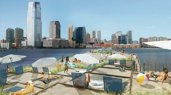 City-Centric Beaches