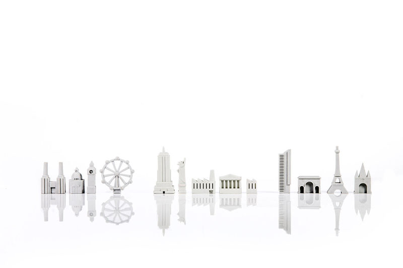 Architectural Eraser Sets