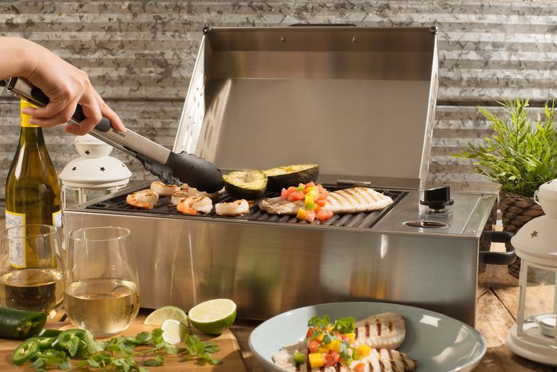 Compact Urban Barbecues