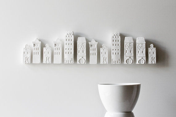 Cityscape Wall Fixtures
