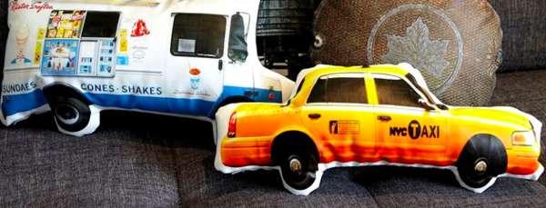 NYC Cityscape Cushions
