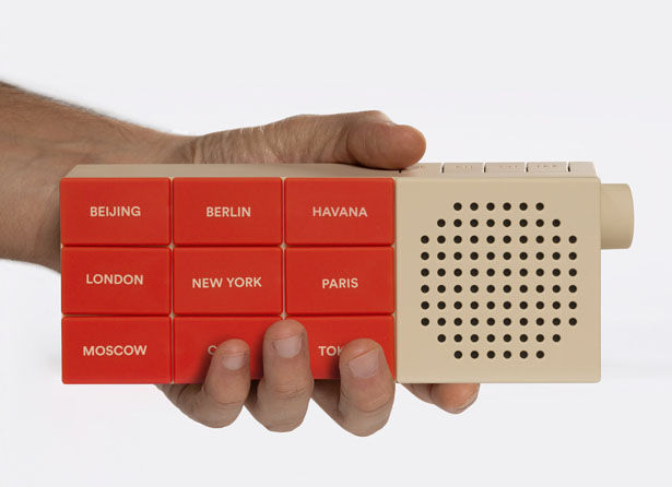 Internationally Connected Radios