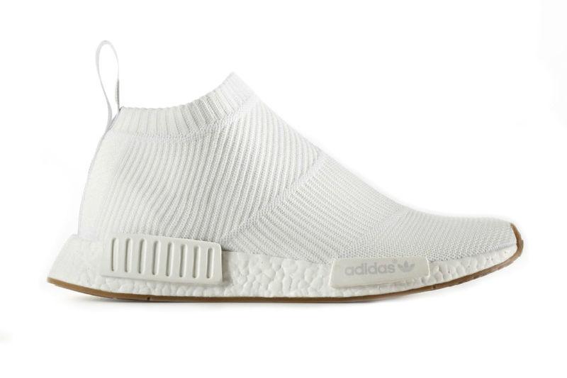Simple Sock-Like Sneakers : City Sock