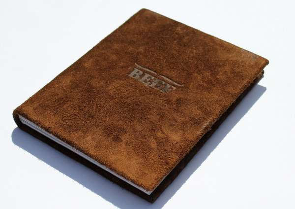 Leather-Clad Bovine Tomes