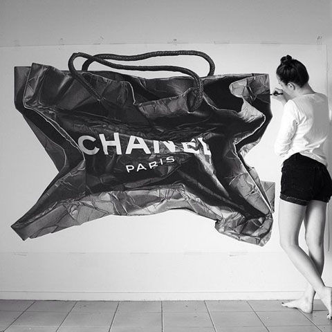 Photorealistic Shopping Bag Illustrations