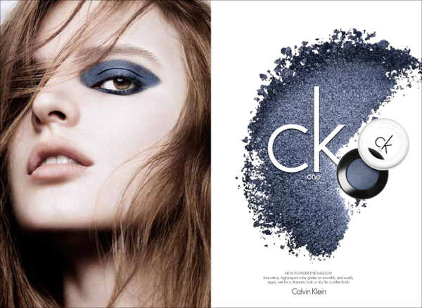 Singled-Out Makeup Ads