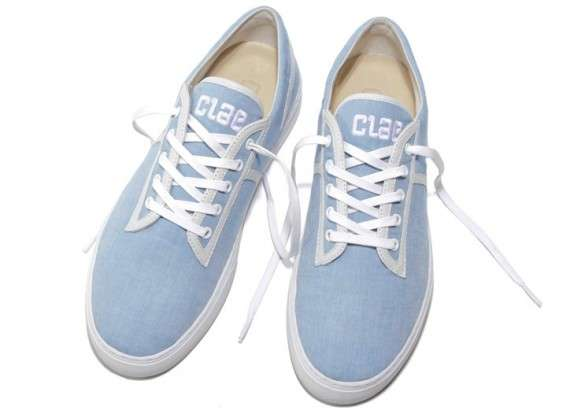 Powder Blue Kicks