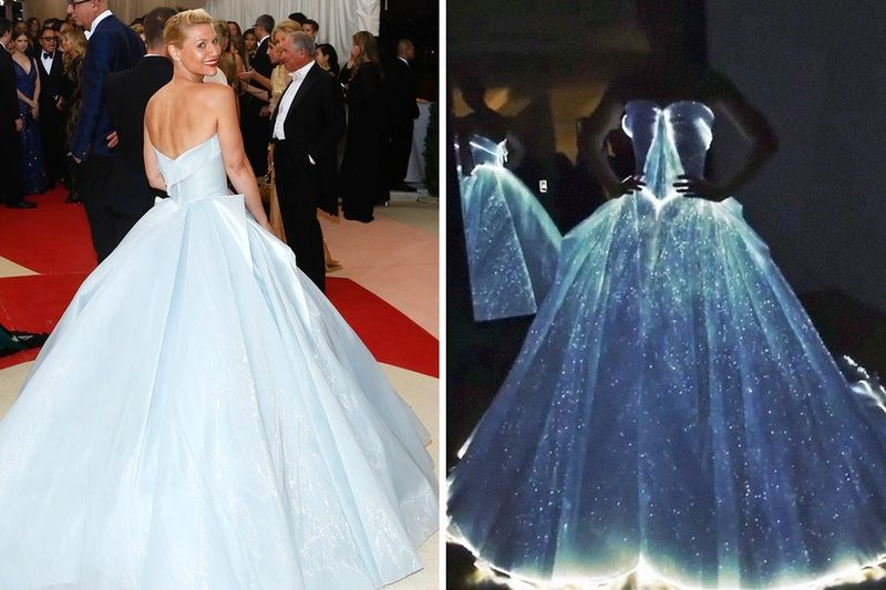 Enchanting Glowing Gowns