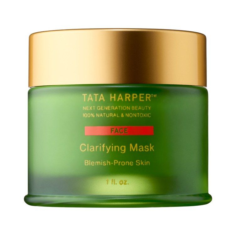 Acne-Fighting Clay Masks