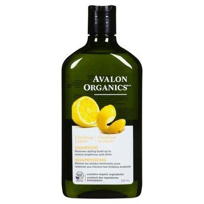 Clarifying Lemon-Infused Shampoos