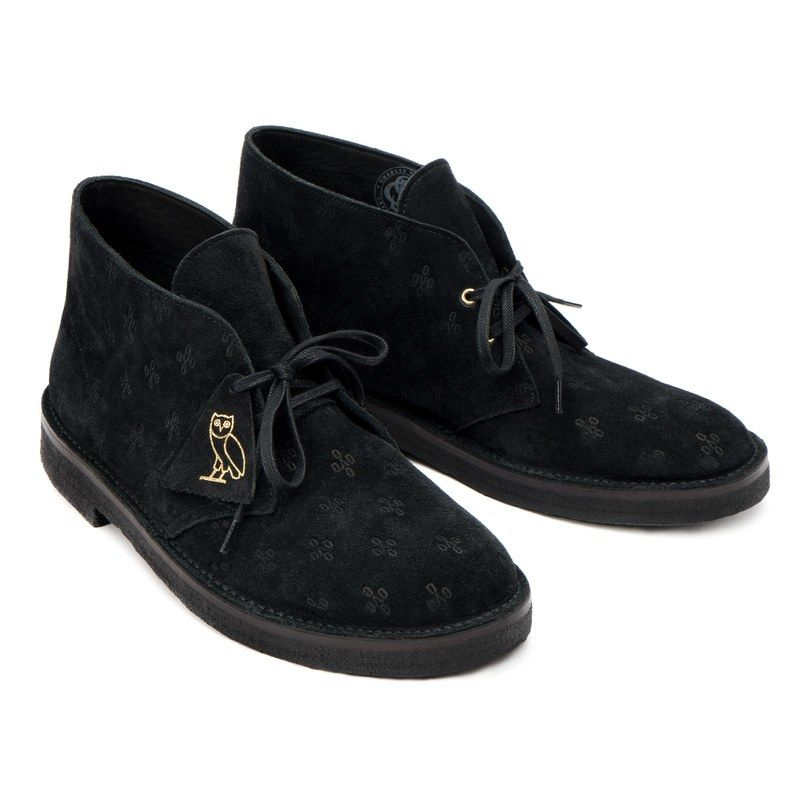 Rapper-Revitalized Suede Boots