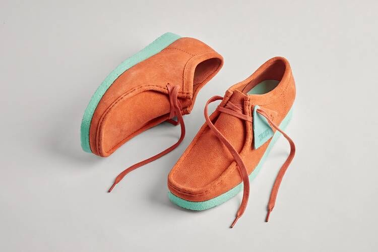 Summer-Ready Suede Shoes