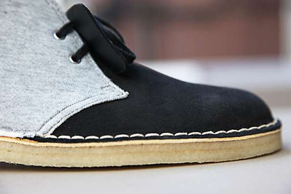 Fleece-Suede Hybrid Kicks