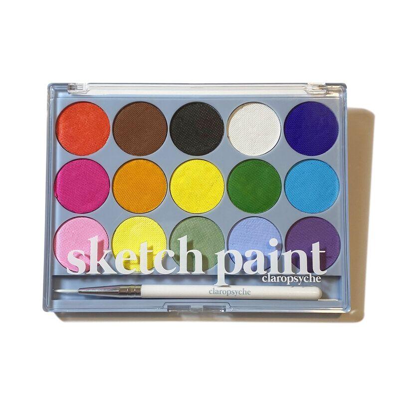 Art Supply-Inspired Cosmetics