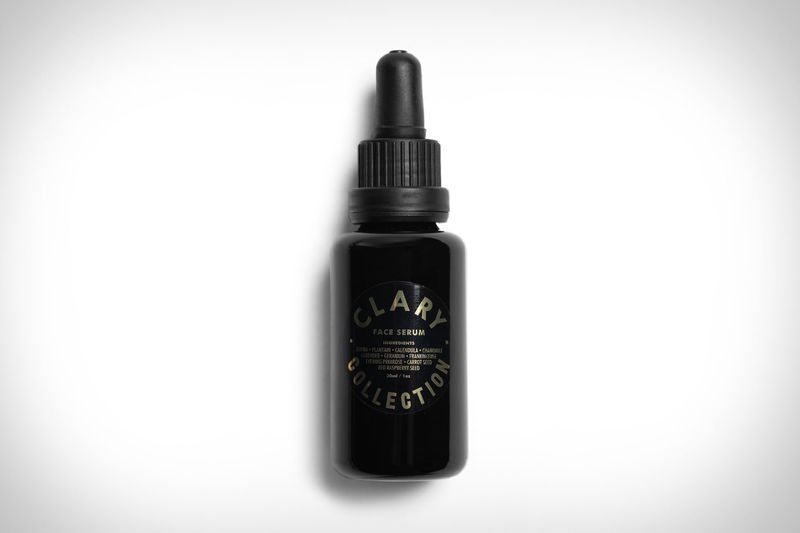 Plant-Powered Cosmetic Serums - The Clary Collection Face Serum is Handmade in Small Batches (TrendHunter.com)