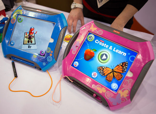 Classic App-Enhanced Toys
