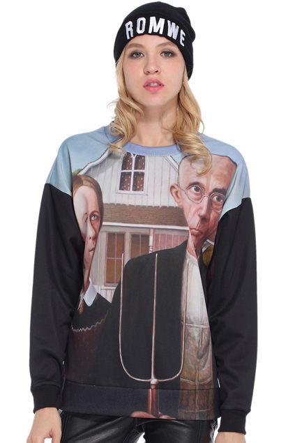 Historical Art Sweatshirts