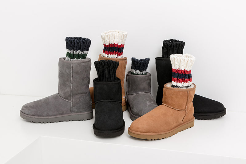 Cozy Reworked Classic Boots