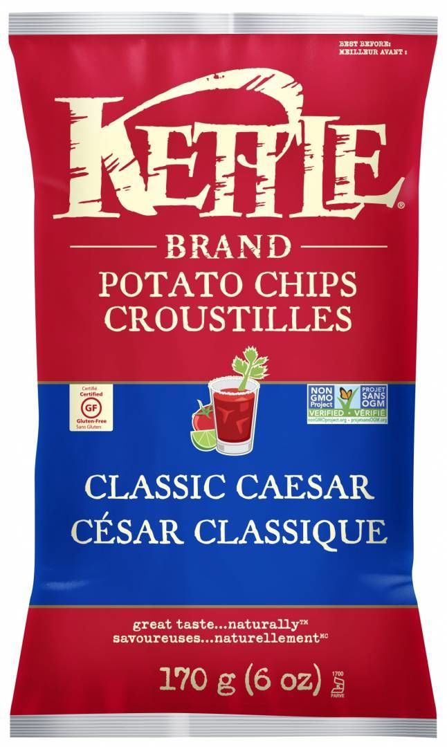 Cocktail-Flavored Kettle Chips