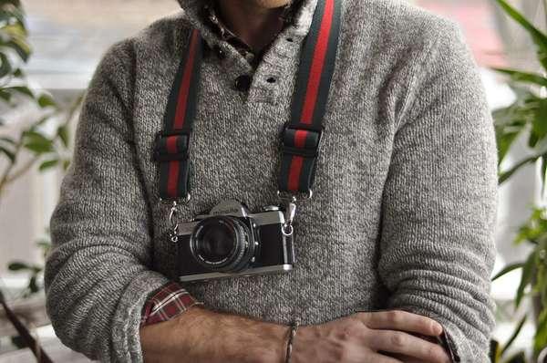 Stylish Camera Straps