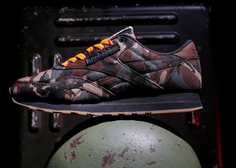 Militaristic Casual Sneakers