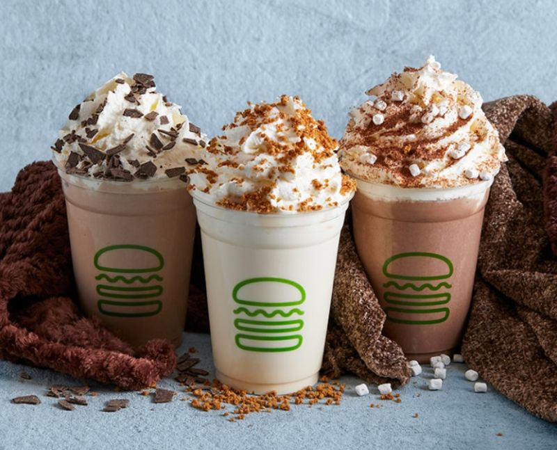 Comfort Food-Themed Milkshakes