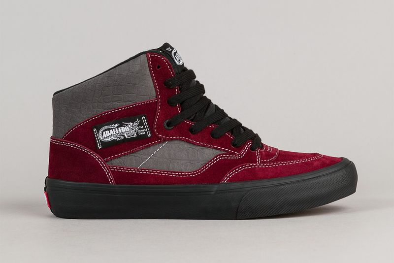 Revitalized Classic High-Tops
