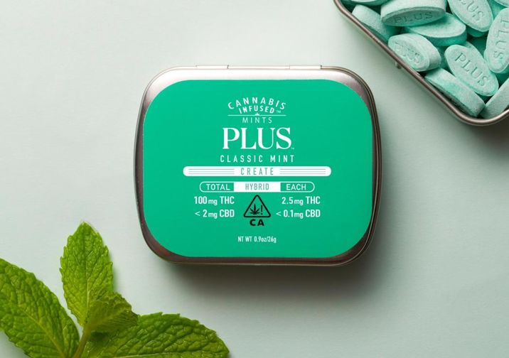 Cannabis-Infused Mints