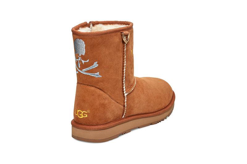 Punk-Influenced Zippered Sherpa Boots