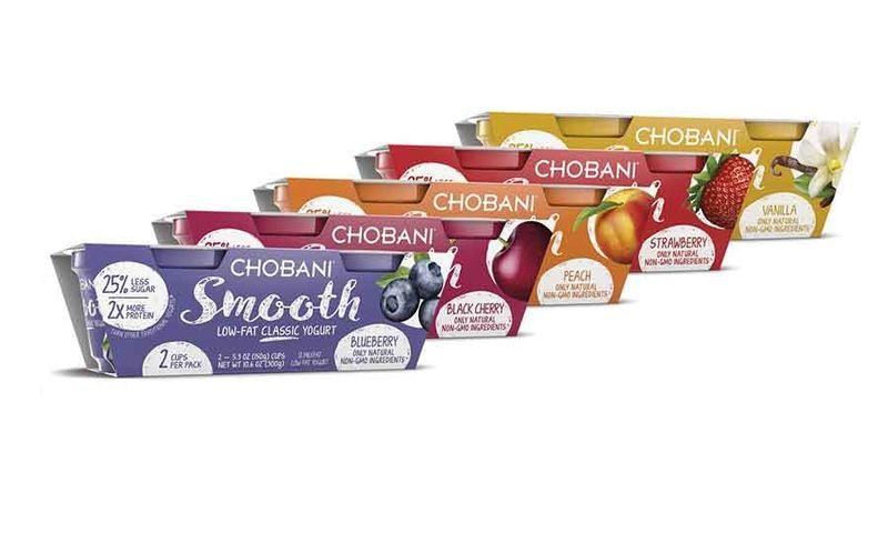 Low-Sugar Protein Yogurts