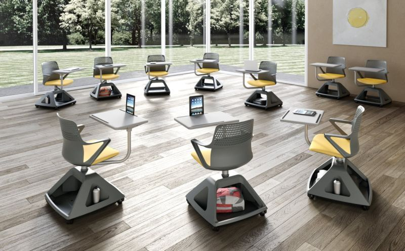 All-in-One Classroom Seating