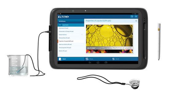 Collaborative Children's Classroom Tablets