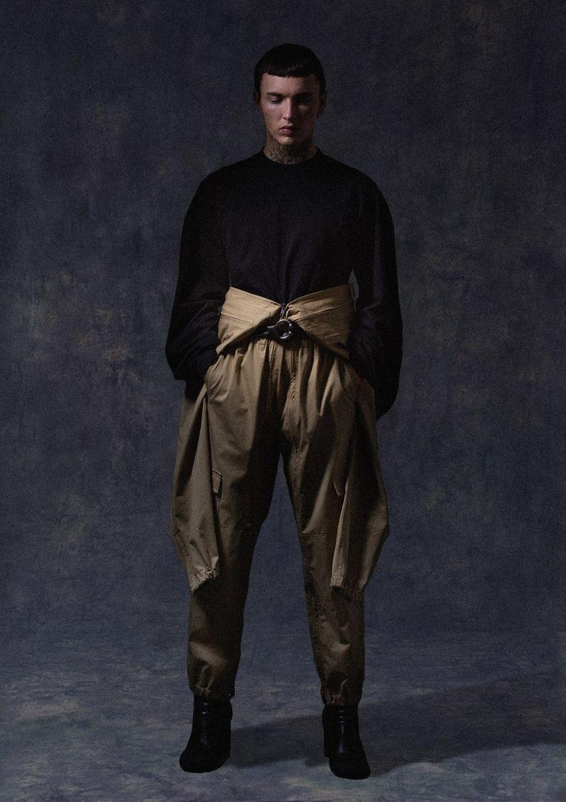 Darkly Lavish Menswear Lines