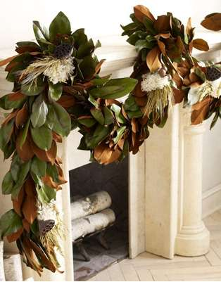 classy holiday decor - Magnolia Christmas Decor