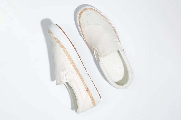 Sophisticated Classy Low-Top Sneakers