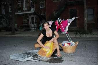 Hot Pothole Photography