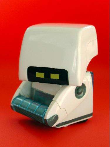 Crumb-Eating Robots: The 'MO' Inspired By WALL-E Movie