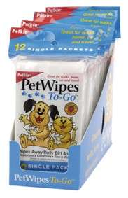 Canine Cleansing Cloths