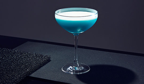 Car Fuel-Infused Cocktails