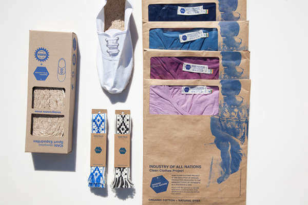 Organic Envelope Packaging