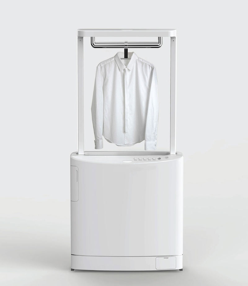 Single-Garment Laundry Machines