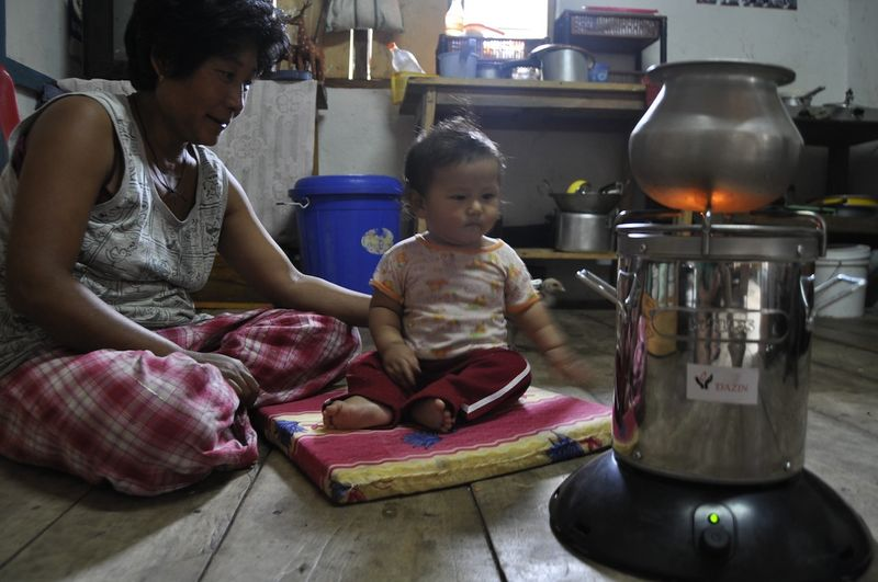 Smokeless Cookstoves
