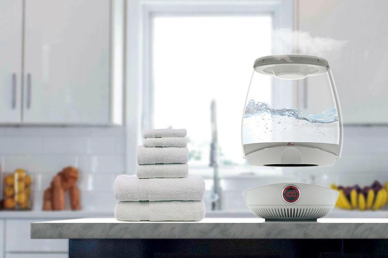 Diaper-Sanitizing Appliances